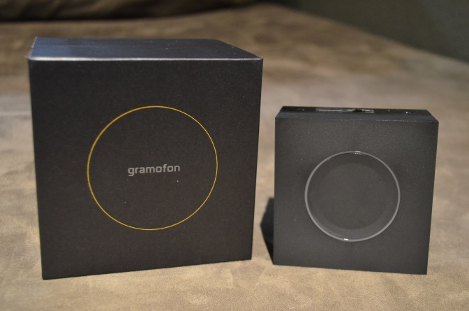 Gramofon WiFi Music Player
