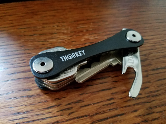 ThorKey Compact Key Holder