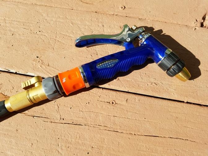 RY Gardener Hose Nozzle